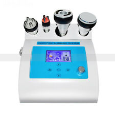 Vacuum Ultrasonic Cavitation 4 IN 1 Radio Frequency RF Body Slimming Machine