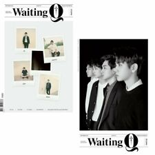 NU'EST NUEST W LIMITED OFFICIAL PhotoBook Waiting Q with NUEST PhotoCard Random