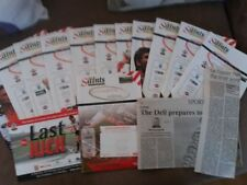 Premiership Home Teams S-Z Final Football Programmes