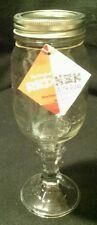 The Original Rednek Redneck Wine clear Glass by Carson New In Box