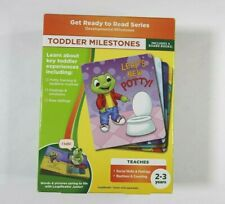 LeapFrog Tag Junior Toddler Milestones Learn to Read 4 Book Set