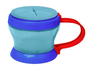 NUK Toddler 2 in 1 Healthy Food Snack Container Cup - Boy
