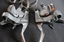 Shimano XTR, ST-M951, 3/8 speed shifters/v-brake levers, set, MINT !!!