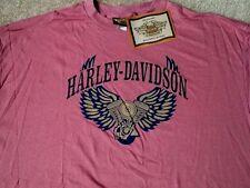 Harley Davidson Winged Engine Shirt NWT  Men's XXXL