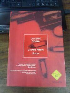 Grande madre rossa Giuseppe Genna Mondadori 2004 prima edizione OTTIMO