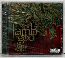 Ashes of the Wake by Lamb of God BMG Music Club Edition New Sealed
