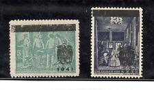 España Beneficos no emitidos Pintura Velazquez año 1941 (BW-419)