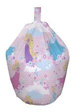 Children's Character Design Beanbag Bean Bag Seat Filled Junior Kids Toddler Disney Princess Dreams