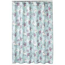 Lauren Conrad Floral Bouquet Fabric Shower Curtain