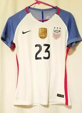 2016 USWNT USA Women's Allie Long Match Jersey Morgan Lloyd Rare