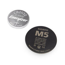 Suunto M5 Battery Kit With Plastic Cover For All Suunto M5 Models - SS016616000