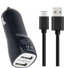 New Car Charger Data Type-c Cable USB + Genuine In Car Super Fast  Nokia 7 Plus