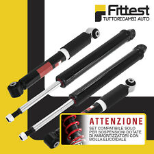 Kit 4 Ammortizzatori Smart 450 ForTwo Cabrio Coupe City-Coupe 1998-2007