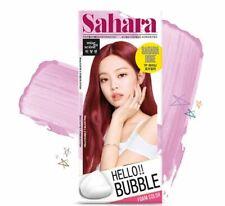 [k-pop Black Pink] korea cosmetics Hair Dye (bubble rose pink color)