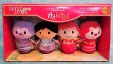 Hallmark Itty Bittys Rainbow Brite~Indigo & Red Butler Collector Set~New/Sealed