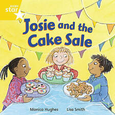 Very Good, Rigby Star Independent Yellow Reader 12: Josie and the Cake Sale, Hug