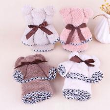 Bear Design Microfiber Hair Drying Towel Wrap Absorbent Soft Hand Towels KS
