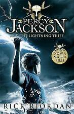 Percy Jackson and the Lightning Thief by Rick Riordan (Paperback book (2013,
