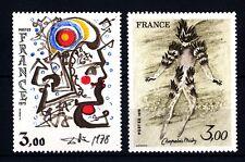 FRANCIA - Quadri di Francia - 1979 - Dali - Chapelain-Midy.
