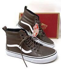 VANS SK8-HI MTE Rain Le Brown Men's  Sneaker Boots VN0A33TXUQC