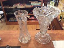 Britain Crystal & Cut Glass Contemporary Original Vase
