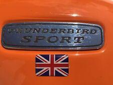 Triumph Thunderbird 900 Sport Mk2 Tangerine/Orange Side Panels/Badges