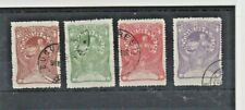 RUMANIA SG481-4. USED SET. CAT £37.00.
