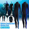 Men's Women Stretch Full Body Wetsuit Surf Swim Surfing Diving Steamer Wet