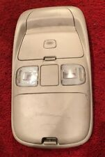 98-01 Dodge Ram Overhead Console Map Dome Light Storage Sunglass Glasses Holder