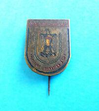 PALESTINE LIBERATION ARMY (PLO) - original vintage pin badge * Palestina RRRR