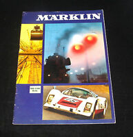VINTAGE MARKLIN MODEL RAILROAD RR 1969 MAGAZINE BOOKLET PAMPHLET