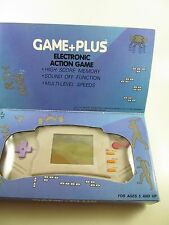 Game+Plus Electronic Action Game Hand Held 2 AA batteries included 5+
