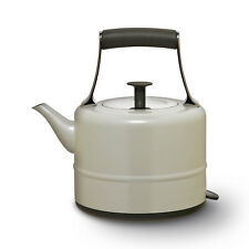 Circulon Traditional 1.5L Electric Kettle Almond Stainless Steel NEW