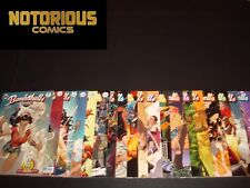 Bombshells United 1-19 Complete Comic Lot Run Set DC Collection