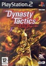 Dynasty Tactics 2 PS2 playstation 2 jeux games spelletjes 5311
