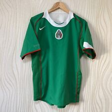 MEXICO 2004 2005 2006 HOME FOOTBALL SHIRT SOCCER JERSEY NIKE VINTAGE
