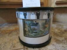 Partylite Express-It Tealight Luminary,Never Used,In box.Approx. 3 3/4 in.high