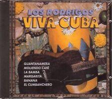 Los Rodrigos - Viva Cuba - CD, Guantanamera, Moliendo Café, La Bamba a.m.m. NEW