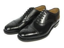 Runde Loake Herren-Business-Schuhe aus Echtleder