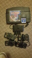 New listing Turbografx 16 Console w/Turbotap, 4 controllers, Keith Courage, No Rf adapter