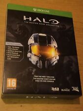 HALO THE MASTER CHIEF COLLECTION LIMITED EDITION (XBOX ONE) NEW AND SEALED