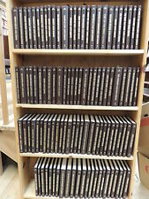 Louis L'Amour 105 Volume Book Set Collection Classic Western Fiction Adventure