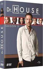 DR DOCTEUR HOUSE -  SAISON 5 - COFFRET 6 DVD NEUF CELLO