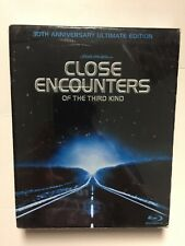 Close Encounters of the Third Kind (Blu-ray Disc, 2007, 2-Disc Set) DigiPack New