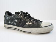 SZ MISMATCH  9 / 9.5 Varvatos X Converse Chuck Taylor Snakeskin Leather Sneakers