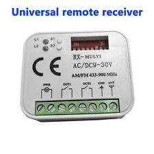 Receptor radio universal RX-Multi 300-868 Mhz para Marantec Nice Flors Hormann