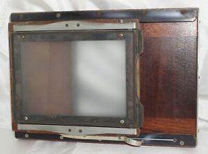 5x7 Burke & James Large Format Camera Back w/ Sliding function