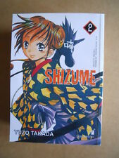 SHIZUME n°2 2007 Manga Yuzo Takada ed. Star Comics   [G371H]