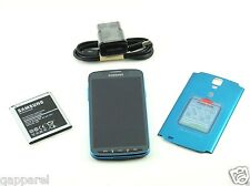 Samsung Galaxy S4 Active SGH-I537 - 16GB Dive Blue (AT&T) Smartphone