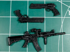 Custom Arsenal pack resin black cast 1:12 chiappa rhino 60ds